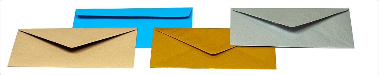 DIN Lang Briefhüllen