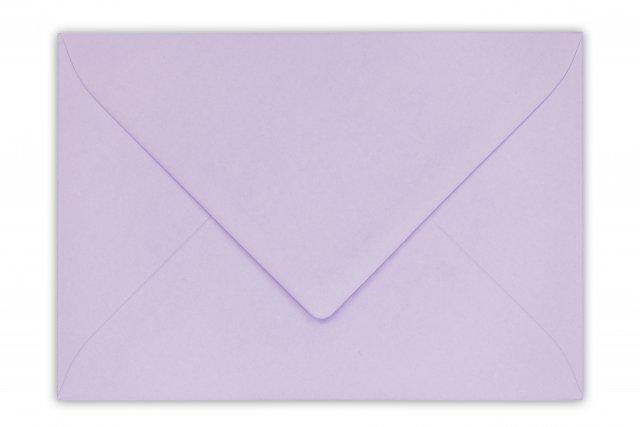 Briefumschläge DIN C6, Lavendel