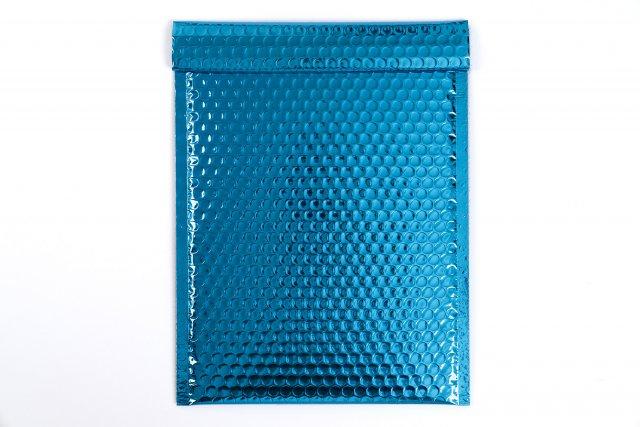 Briefumschläge DIN C4 gepolstert, Blau